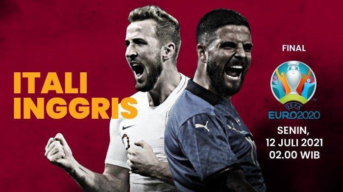 Prediksi Italia vs Inggris Versi Dua Pelatih Sriwijaya FC Nil Maizar & Dino di Final Piala Euro 2021