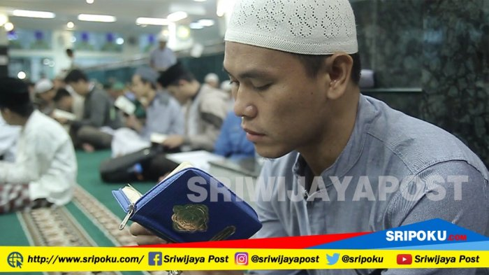 Amalan Akhir Bulan Ramadan yang Dilakukan Nabi Muhammad SAW, Rutin Kencangkan Kain Sarung Saat Malam