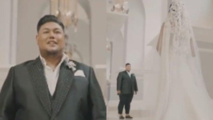 Ivan Gunawan bak lakukan pernikahan dengan Bella Aprilia