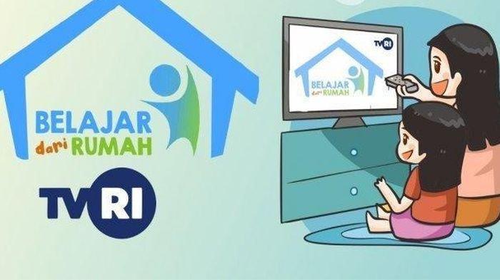 Jadwal belajar dari rumah TVRI dan Link Live Streaming pukul 08.00-11.00 WIB, Guruku Sahabatku