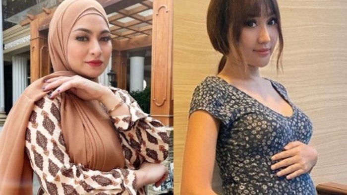 Lucinta Luna Posting Foto dalam Kondisi 'Hamil' Besar, Nathalie Holscher Singgung Jadwal Kelahiran