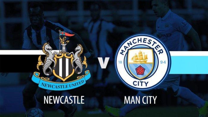 Link Live Streaming MNC TV Pertandingan Liga Inggris Pekan ke-24, Newcastle vs Manchester City