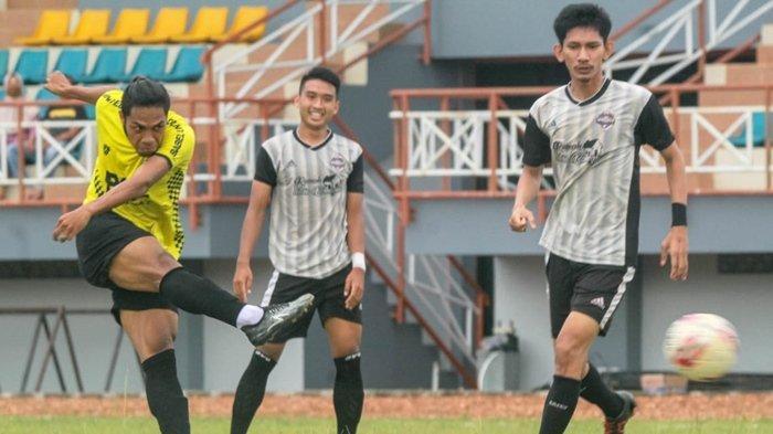 Jaga Sentuhan Kompetisi Pengawa Muba Babel United Mentas di Pahlawan Cup