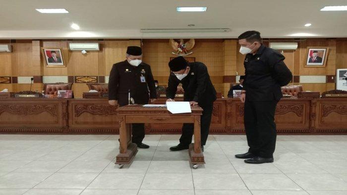 Diwarnai Quorum, DPRD OKU Setuju Johan Anuar Jadi Bupati OKU Gantikan Almarhum Kuryana Azis