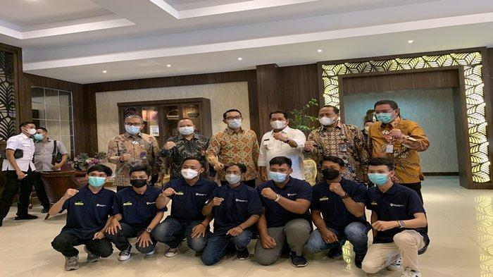 Jawa Barat Butuh Pasokan Jagung, Gubernur Jawa Barat Ridwan Kamil Jauh-jauh Datang ke Palembang