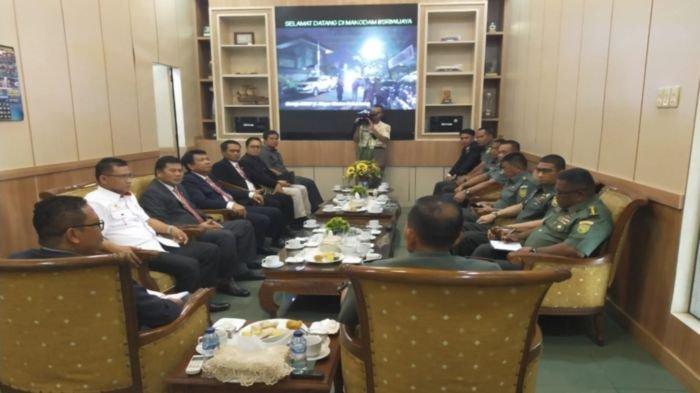 Pangdam II Sriwijaya Prioritaskan Atlet Sumatera Selatan yang Berprestasi Jadi Tentara TNI-AD