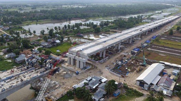 Proyek Tol Trans Sumatera Jalan Terus Meski Hutama Karya Berlakukan WFH