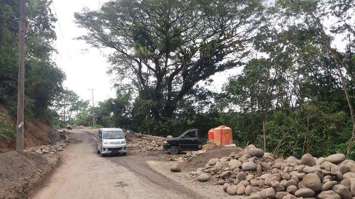 Jalur Mudik Lahat Aman, Baik dari Kondisi Jalan Maupun Aksi Kejahatan - jalur-mudik-lahat1_20170618_195552.jpg