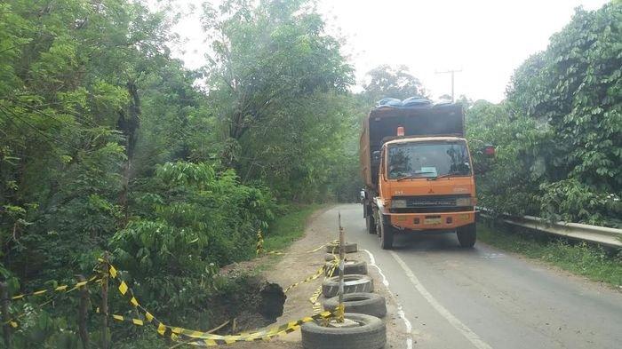 Jalur Mudik Lahat Aman, Baik dari Kondisi Jalan Maupun Aksi Kejahatan - jalur-mudik-lahat_20170618_195503.jpg