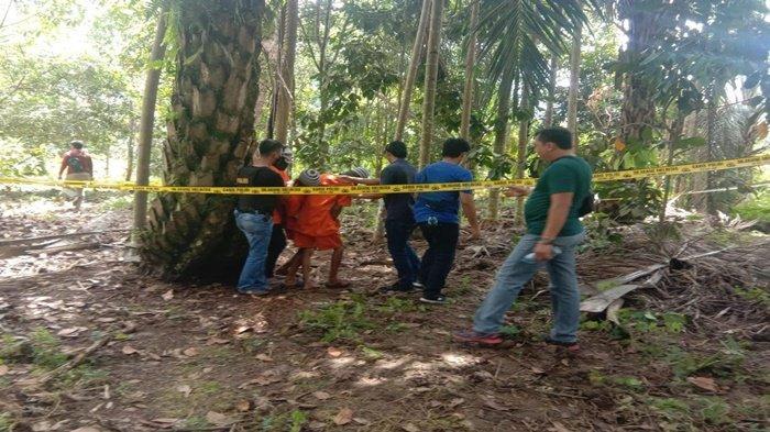 Tolak Diajak Nikah, Janda di Muba Dirudapaksa lalu Dibunuh, Pelaku Sempat Bantu Angkat Jasad Korban