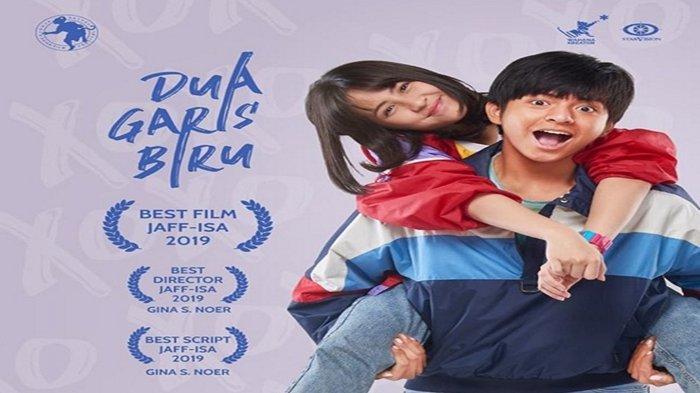 Jangan Lewatkan Tv Online Film Dua Garis Biru Di Trans 7 Spesial Hari Valentine 14 Februari 2020 Sriwijaya Post