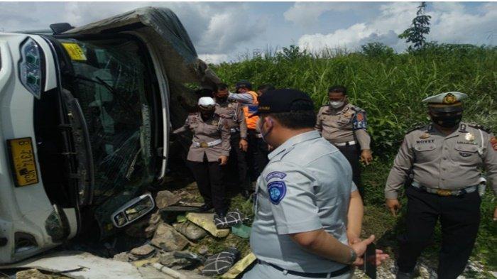 Prime Jasa Raharja Kecelakaan Bus PO Sambodo Santunan Diberikan Sesuai Domisili