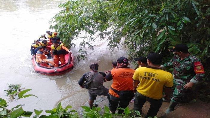 Baru Sebulan Pindah ke Baturaja, Bocah 4 Tahun Tenggelam, Korban Ditemukan Meninggal Dunia