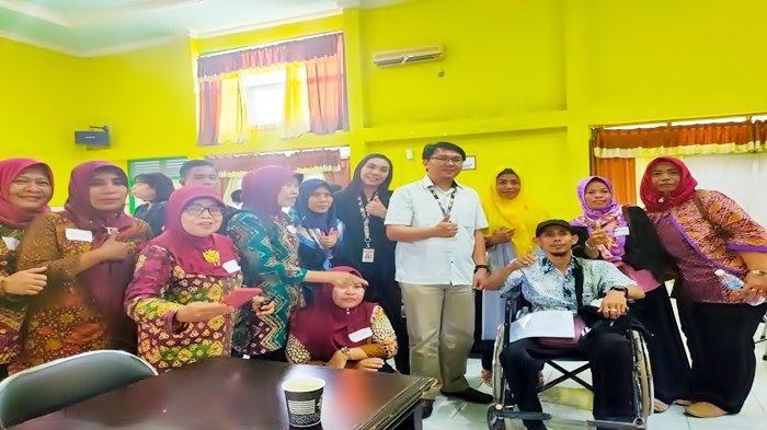 Maybank Indonesia dan Maybank Foundation Lanjutkan Program RISE 2.0 di Palembang