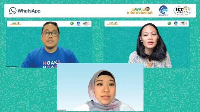 Aktivis Muda di Indonesia Bersatu Lawan Misinformasi Melalui Program 'JaWAra Internet Sehat'