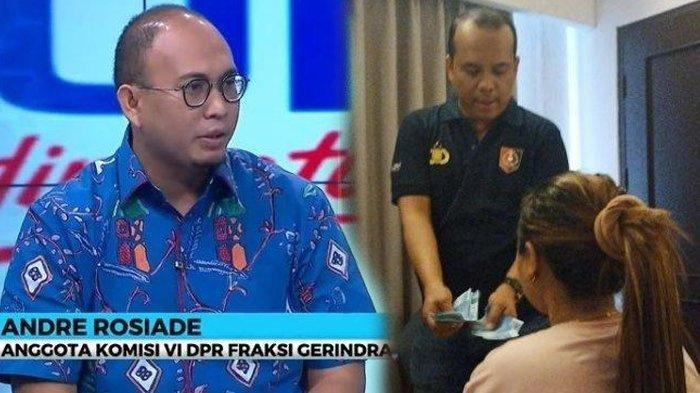 Jebak PSK, Anggota DPR Andre Rosiade Grebek Prostitusi di Padang hingga Pinjam Kamar Hotel Ajudan