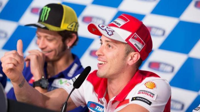 Dovizioso Angkat Bendera Putih dalam Perebutan Juara MotoGP 2019?