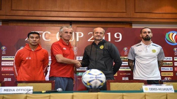 Klasemen Grup G Piala AFC-Persija Terancam Tidak Lolos Usai Kalah Dari Ceres Negros