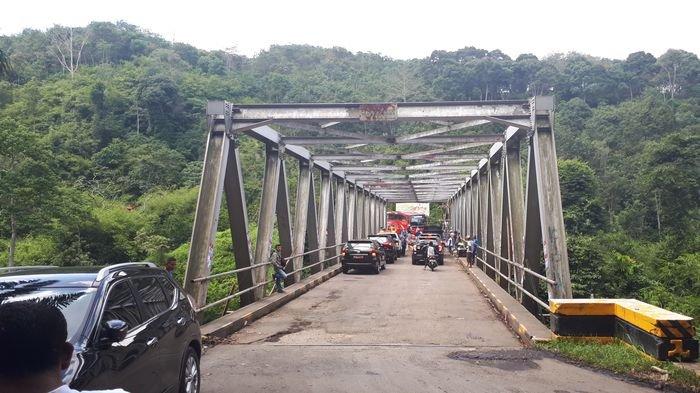 BBPJN Pastikan Jembatan Endikat Pagaralam Aman untuk Dilalui Pemudik Lebaran
