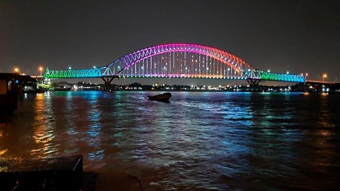 Kapan Jembatan Sumsel-Babel Dibangun?