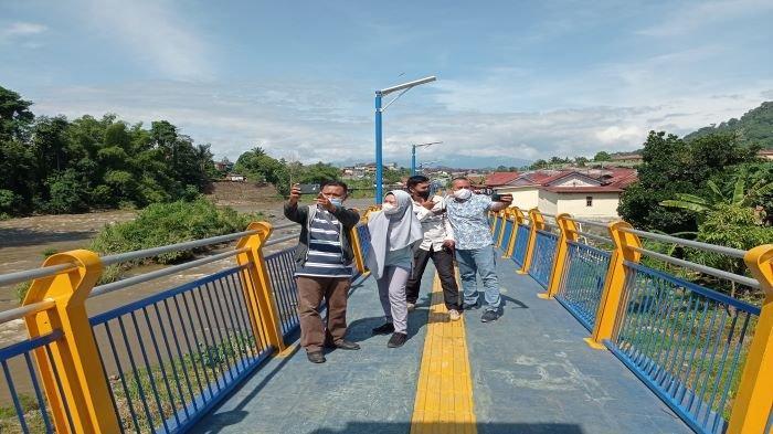Melihat Keindahan Kampung Ulung di Kota Lubuklinggau, Sicantik Ditepian Sungai Kelingi