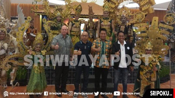 Jember Festival Carnaval Hadir untuk Pertama Kalinya di Palembang, Sukses dan Meriah
