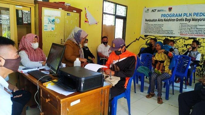 Tanda Tangan Elektronik di Pagaralam belum Selesai, Petugas Pakai Sistem Jemput Bola, Gratis