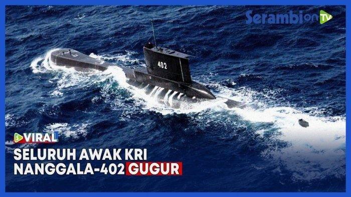 TEMUAN SWIFT Rescue, Ungkap Kondisi Terkini Jenazah Awak Kapal Selam Nanggala 402: Tertutup Lumpur