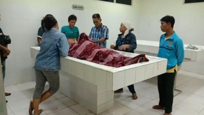 Penjaga Malam di Palembang Ini Ditemukan Tewas Bersimbah Darah, Sekujur Tubuh Dipenuhi Luka Tusuk