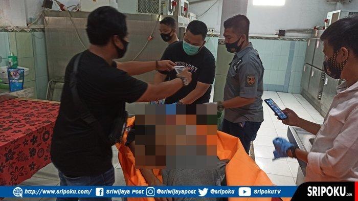 Ini Ciri-ciri Pria yang Tewas Lompat dari Jembatan Ampera Palembang, Mayat Dibawa ke RS Bhayangkara