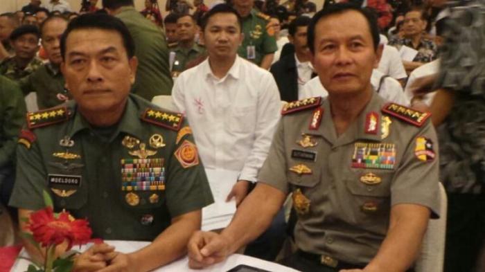 Panglima TNI Minta Prajurit Tetap Netral Jika Kedua Kubu Bentrok