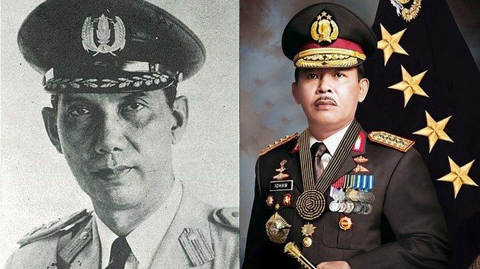 25 Daftar Nama Kapolri Sejak Tahun 1945 hingga 2021, Tokoh di Balik Suksesnya Kepolisian RI