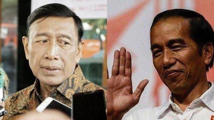 Jenderal Wiranto Kawal 4 Presiden, Beri Kabar di Hari Pelantikan Jokowi - Maruf Padahal Belum Sembuh