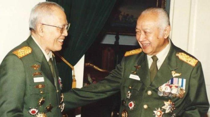 JENDERAL NASUTION Pernah Menjadi Guru di Palembang, Kisah 3 Jenderal Bintang Lima di Indonesia