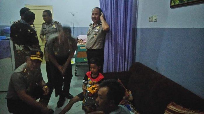 Brigadir Polisi K Resmi Jadi Tersangka, Sementara Para Korban Mulai Pulih