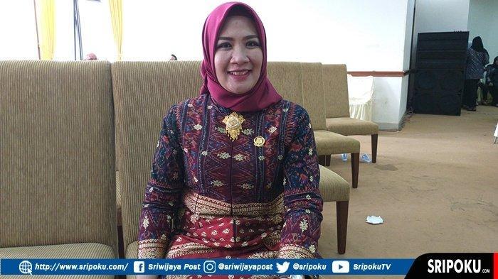 Dilantik Bersama 25 Anggota DPRD , Jenni Jabat Ketua DPRD Perempuan Pertama di Pagaralam