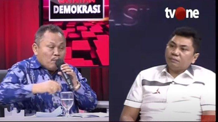 Jhoni Allen Tuding Madu di Demokrat Hanya Dinikmati SBY dan AHY : Padahal Lebah yang Kerja