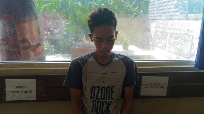 Motor Hasil Curian Pecah Ban & Ditinggal Temannya, Pria di Palembang Ini Babak Belur Dihajar Massa
