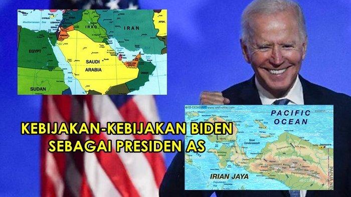Joe Biden Presiden AS, Timur Tengah dan Indonesia Terkait Isu HAM Papua Disorot Dunia, Israel Ngeri