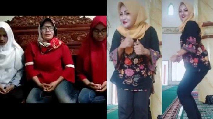 Tiga Wanita Ini Joget TikTok di dalam Masjid, Aksinya Viral dan Dikecam, Begini Kelanjutannya!
