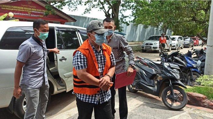 Disidang Pekan Depan Johan Anuar Dipindahkan dari Jakarta ke Rutan Pakjo, Diisolasi Dulu