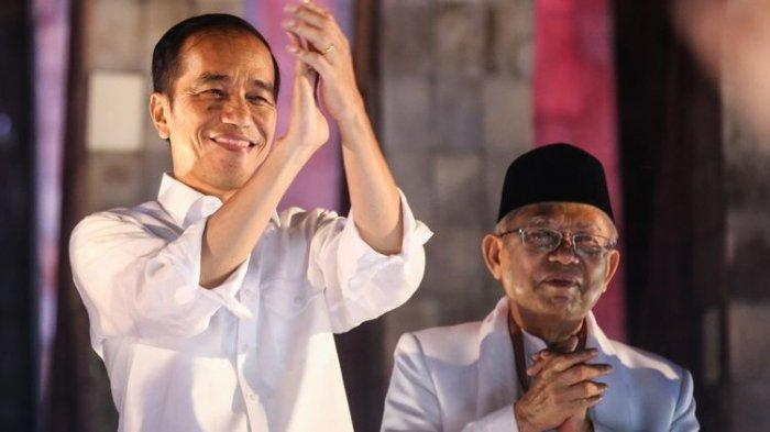 SEBENTAR LAGI LIVE STREAMING Pelantikan Presiden dan Wakil Presiden Jokowi Maruf Amin, Tonton Disini