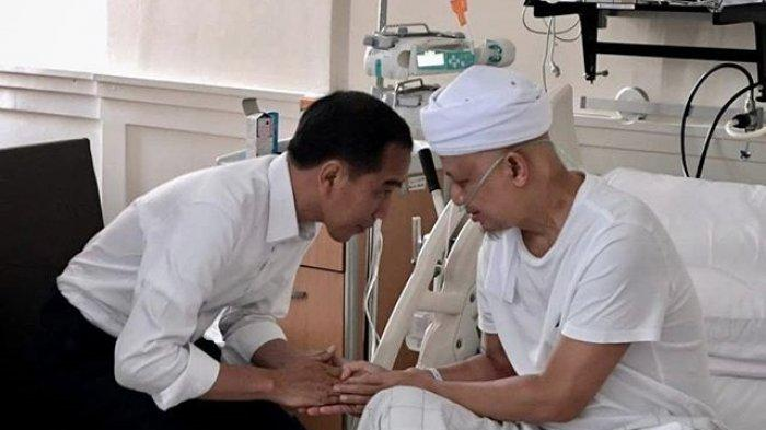 Ustaz Arifin Ilham Meninggal, Jokowi, Sandiaga Uno dan Ahok Turut Ucapkan Belasungkawa & Duka Cita