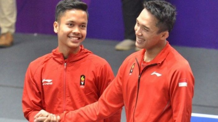 Juara di Thailand, Chou Tien Chen Salip Jonatan Christie pada