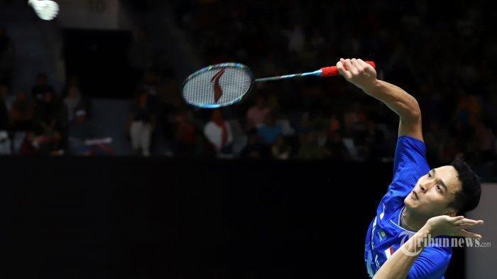 Lolos Babak 32 Besar di Thailand Open, 8 Wakil Indonesia ...