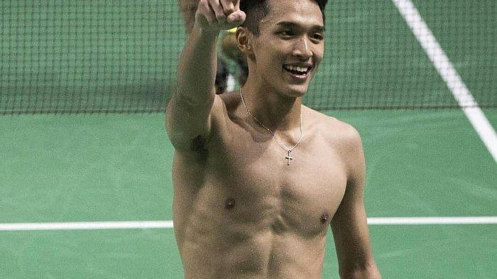 Jadwal Semifinal Malaysia Open 2019 - Jonatan Christie Ditantang Chen Long