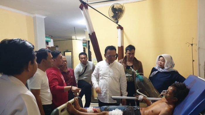 UPDATE Bentrok Polisi Vs Warga di Empatlawang, Bupati Joncik Pastikan Kondisi Sudah Kondusif