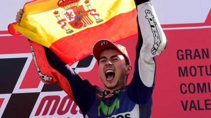Yamaha Cuma Mau Duetkan Valentino Rossi dan Muridnya, Jorge Lorenzo 'Mundurlah'