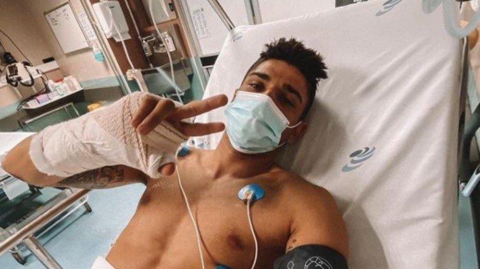 Usai Komen Kurang Ajar ke Valentino Rossi, Pembalap Muda Ini Malah Kecelakaan Parah Hingga Dirawat