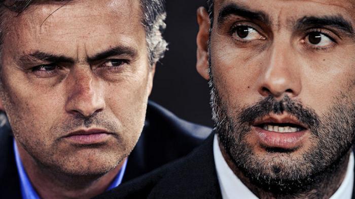 Head to Head Guardiola Vs Mourinho Jelang City Vs Tottenham, Eks Pelatih Barcelona Masih Lebih Baik